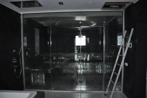 Душевые кабины стеклянные 8