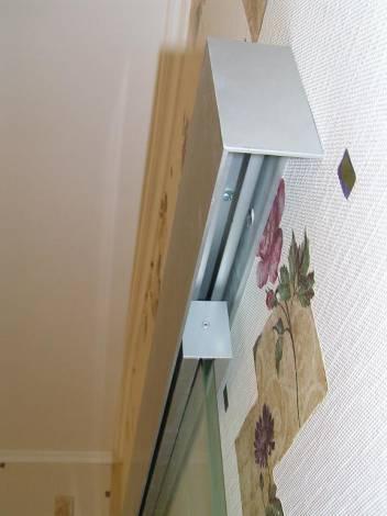 Раздвижные стеклянные двери 6
