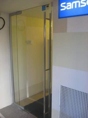 Двери из стекла 6