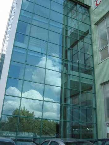 Остекленный фасад 0