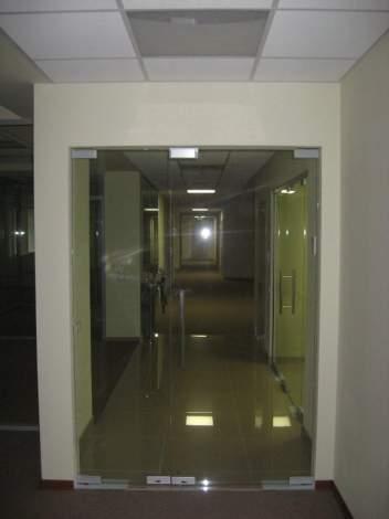 Двери из стекла 10
