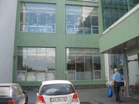 Остекленный фасад 1