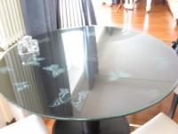 гравировка стекла