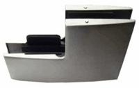 B-25 – крепеж угловой для маятниковой стеклянной двери