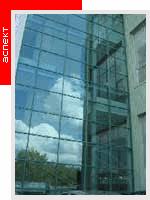 Скляне фасадне засклення