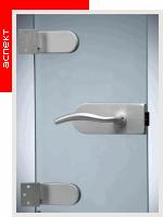 Фурнитура для стеклянных дверей и душевых кабин